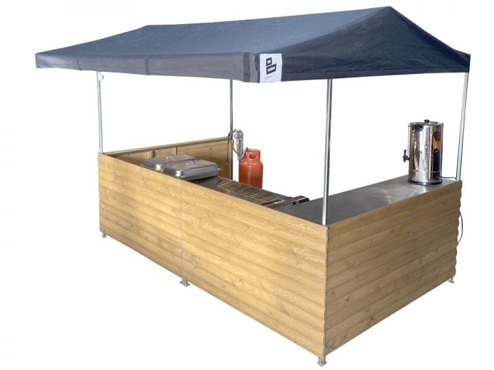 Buy Catering Burger Stall | Big Kahuna