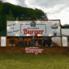 Big Kahuna Burger stand