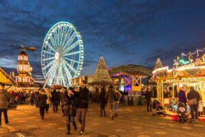 London Winter Wonderland Christmas Market